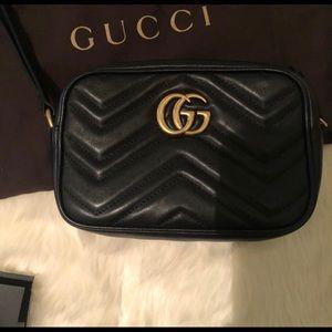 Gucci Marmont Wristlet